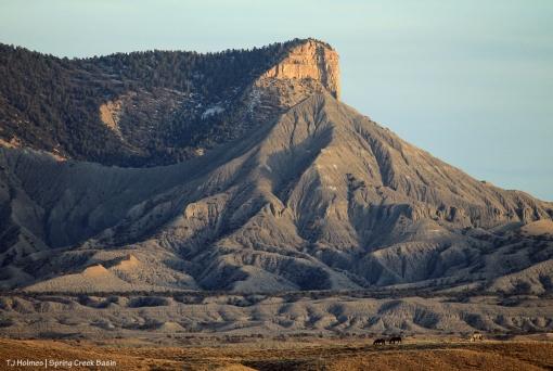 McKenna Peak and Temple Butte